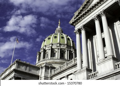 State Capitol Building, Harrisburg, PA