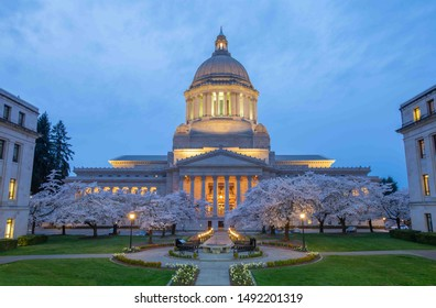 State Capitol Building - Washington State