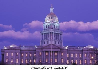 State Capitol of Colorado, Denver
