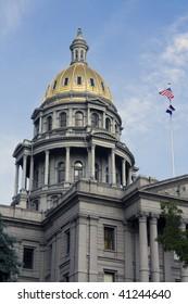 State Capitol of Colorado in Denver.