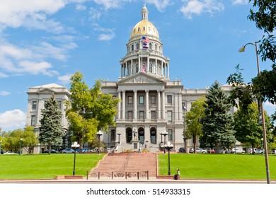State Capitol of Colorado, Denver, USA