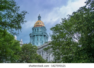 the state capitol in denver colorado looks like a church and could also be mistaken for a church at a distance. photo taken last june 13 2019