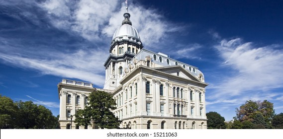 State Capitol of Illinois in Missouri.