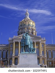 State Capitol of Iowa, Des Moines