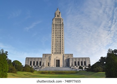 State Capitol of Louisiana (Baton Rouge)