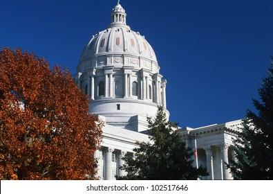 State Capitol of Missouri, Jefferson City