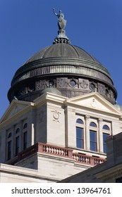 State Capitol of Montana