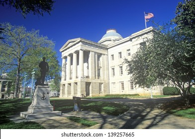 State Capitol of North Carolina, Raleigh