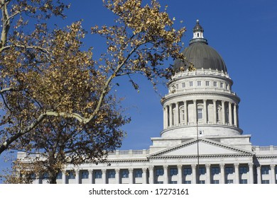 State Capitol of Utah in Salt Lake City