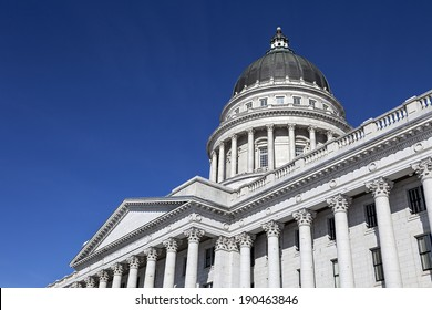 State Capitol of Utah, Salt Lake City
