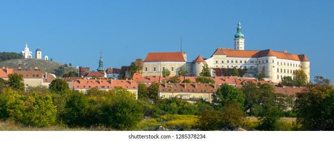 State Chateau Mikulov, Czech Republic