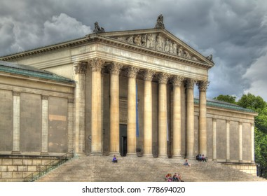 The State Collections of Antiquities in Munich, Bavaria, Germany