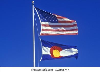 State Flag of Colorado
