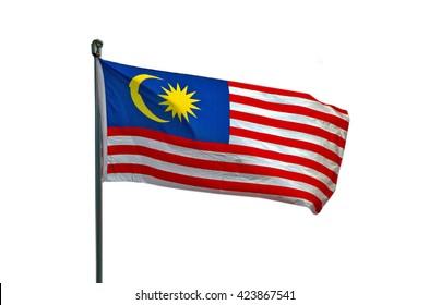 State flag of Malaysia