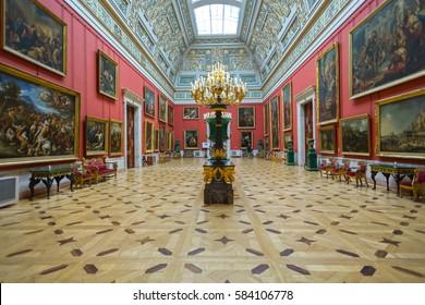 State Hermitage Museum, St. Petersburg, Russia  20-06-2013