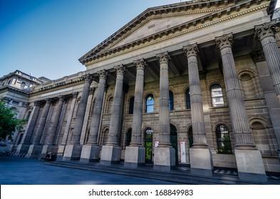 State Library of Victoria - Melbourne , Australia