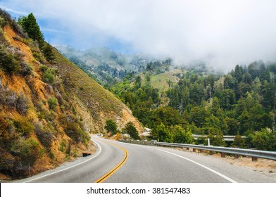 State route one - California shots