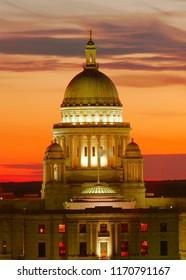 Statehouse of Rhode Island