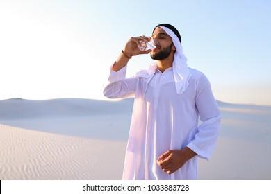 Arabic Water Drinking Images, Stock Photos & Vectors | Shutterstock