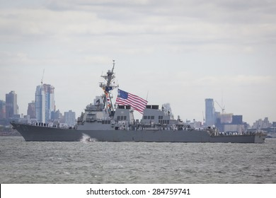 What Ships Are Docked In Staten Island For Fleet Week