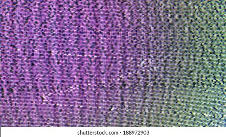 Static from analog television tv screen background