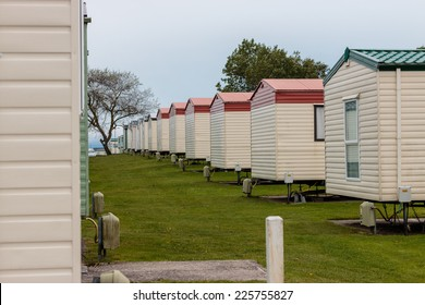 Static Caravans In a Holiday Park In Porthcawl
