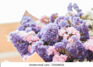 Statice Flower Images Stock Photos Vectors Shutterstock