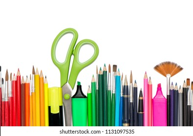 Stationery office school college accessories supplies. Back to school