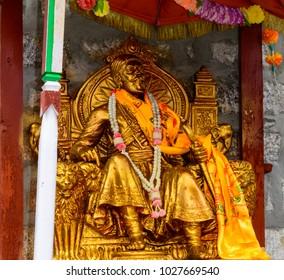 Statue of Chattrapati, Nepal