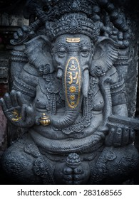 statue of ganesha in Kuta Bali, indonesia