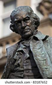 Statue of James Watt, engineer and inventor, 1736 - 1819