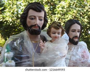 Statue of Jesus Christ, Medjugorje