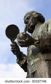 Statue of Joseph Priestley, Scientist, 1733 - 1804