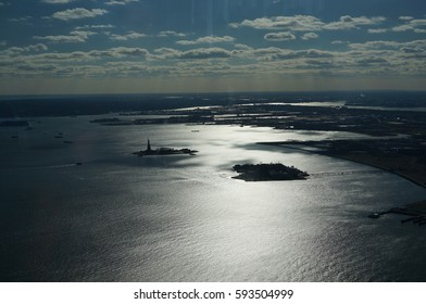 Statue Of Liberty From Afar