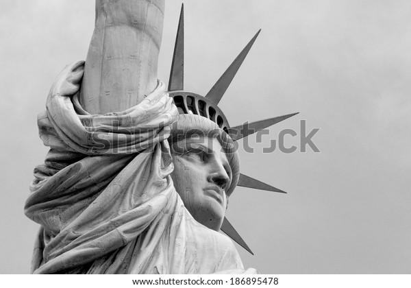 Statue of Liberty Up Close