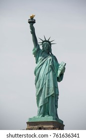 Statue of Liberty in full body