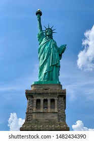 Statue of Liberty in New York, NY