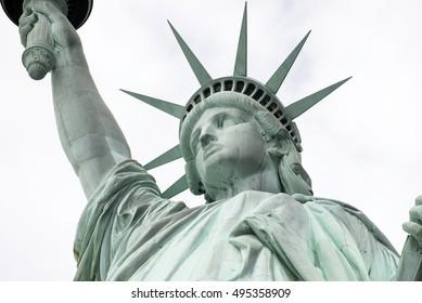 Statue of Liberty, Liberty Statue, New York, USA, America