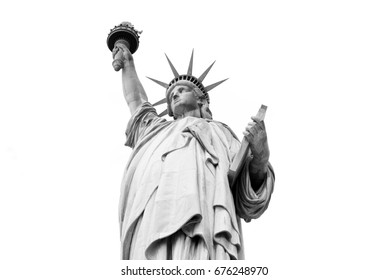 Statue of Liberty, Liberty Statue, New York,  USA