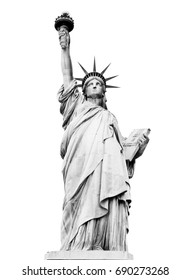 Statue of Liberty, Liberty Statue in New York, USA