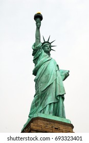 Statue of Liberty in New York USA