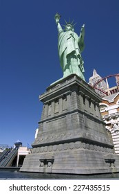 Statue of Liberty, New York-New York Hotel and Casino in Las Vegas