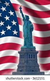 Statue of Liberty,New York,United States of America