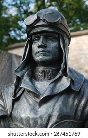 Statue of M. R. Stefanik