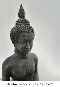 Statue Meditation Buddha Religion Sculpture