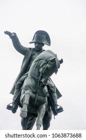 Statue of Napoleon on Horseback