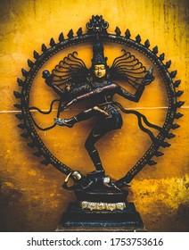 Statue of Nataraja (God of Dance) Kept in Amber Fort