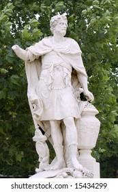 statue from Paris - Tuileries garden