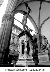Statue of Perseus ,  Florence