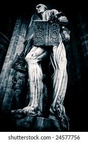 Statue of Saint Bartholomew